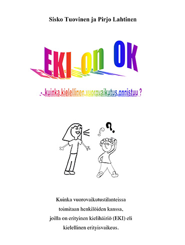 Eki on OK kansikuva