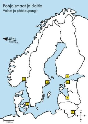 Pohjoismaat Ja Baltia