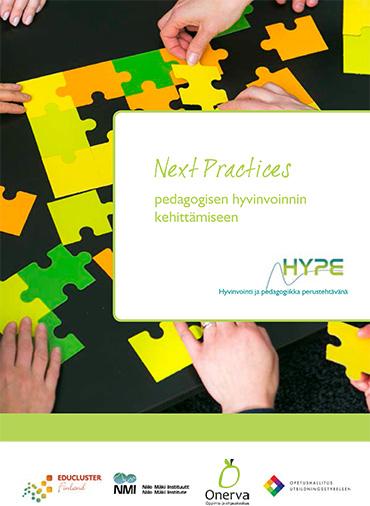 hype next practices -raportin kansikuva