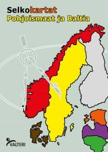Selkokartat Pohjoismaat Ja Baltia Voppi Oppimis Ja